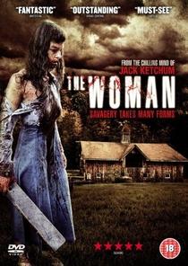 The Woman - Nem Todo Monstro Vive na Selva - Poster / Capa / Cartaz - Oficial 4