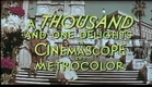 "Dean Martin ""Ten Thousand Bedrooms"" 1957 theatrical trailer"