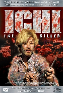 Ichi: O Assassino - Poster / Capa / Cartaz - Oficial 15