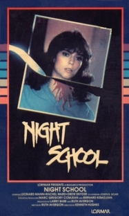 Escola Noturna - Poster / Capa / Cartaz - Oficial 4