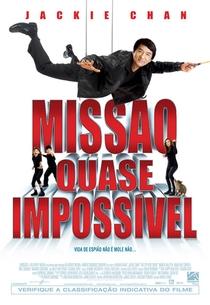Missão Quase Impossível - Poster / Capa / Cartaz - Oficial 1