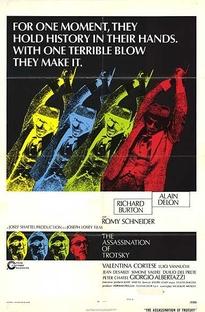 O Assassinato de Trotski - Poster / Capa / Cartaz - Oficial 1