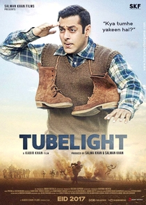 Tubelight - Poster / Capa / Cartaz - Oficial 1