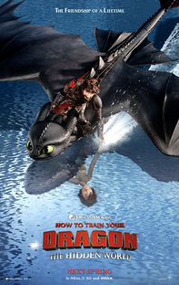 Como Treinar o Seu Dragão 3 - Poster / Capa / Cartaz - Oficial 4