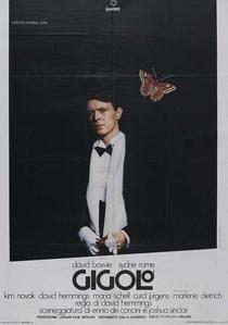 Apenas um Gigolô - Poster / Capa / Cartaz - Oficial 3