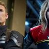 CINEMA   Brie Larson e Chris Evans são vistos no set de Vingadores 4 - Sons of Series