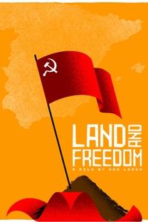 Terra e Liberdade - Poster / Capa / Cartaz - Oficial 9