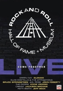 Rock and Roll Hall of Fame Live: Come Together  - Poster / Capa / Cartaz - Oficial 1