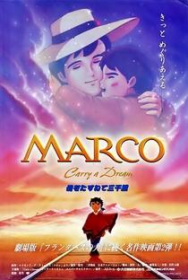 Marco: Dos Apeninos aos Andes - Poster / Capa / Cartaz - Oficial 1
