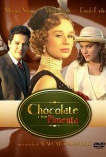 Chocolate com Pimenta - Poster / Capa / Cartaz - Oficial 4
