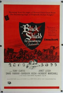 O Escudo Negro de Falworth - Poster / Capa / Cartaz - Oficial 4