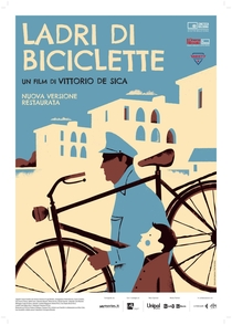 Ladrões de Bicicletas - Poster / Capa / Cartaz - Oficial 14