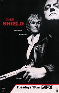 The Shield - Acima da Lei  (4ª temporada) - Poster / Capa / Cartaz - Oficial 3