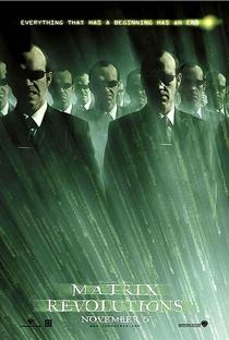 Matrix Revolutions - Poster / Capa / Cartaz - Oficial 10