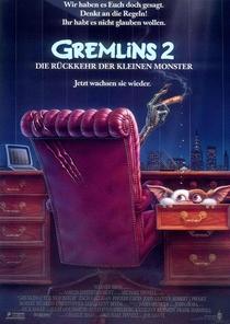 Gremlins 2: A Nova Geração - Poster / Capa / Cartaz - Oficial 3