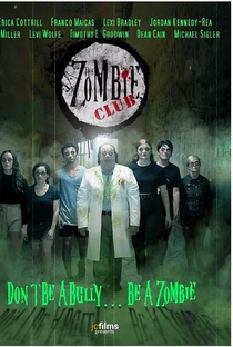 The Zombie Club - Poster / Capa / Cartaz - Oficial 1