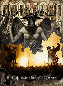 Dimmu Borgir - The Invaluable Darkness - Poster / Capa / Cartaz - Oficial 1