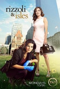 Rizzoli and Isles (7ª Temporada) - Poster / Capa / Cartaz - Oficial 1