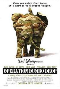 Operação Dumbo - Poster / Capa / Cartaz - Oficial 2