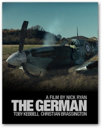 The German - Poster / Capa / Cartaz - Oficial 2