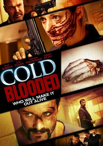 Cold Blooded - Poster / Capa / Cartaz - Oficial 2
