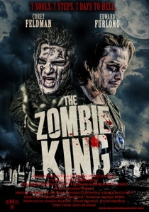 The Zombie King - Poster / Capa / Cartaz - Oficial 2