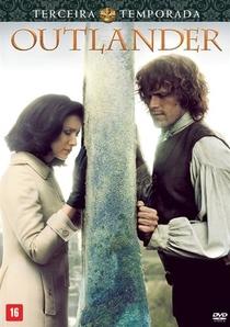 Outlander (3ª Temporada) - Poster / Capa / Cartaz - Oficial 3