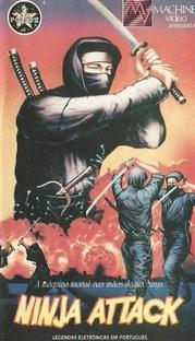 Ninja Attack - Poster / Capa / Cartaz - Oficial 2