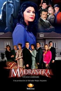 A Madrasta - Poster / Capa / Cartaz - Oficial 1