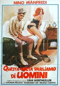 E Agora Falamos de Homens - Poster / Capa / Cartaz - Oficial 2