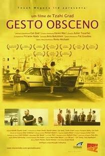 Gesto Obsceno - Poster / Capa / Cartaz - Oficial 1