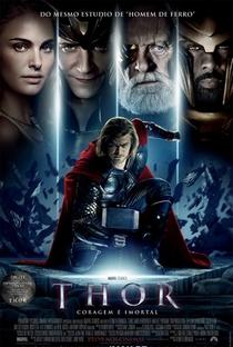 Thor - Poster / Capa / Cartaz - Oficial 1