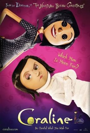 Coraline e o Mundo Secreto - 6 de Fevereiro de 2009 | Filmow