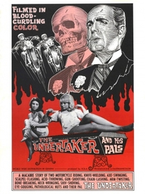 The Undertaker and His Pals - Poster / Capa / Cartaz - Oficial 1