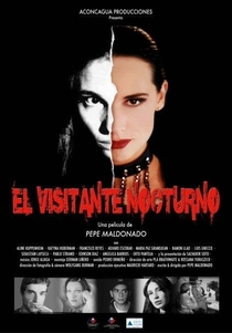 El Visitante Nocturno - Poster / Capa / Cartaz - Oficial 1