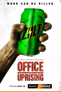Office Uprising - Poster / Capa / Cartaz - Oficial 1