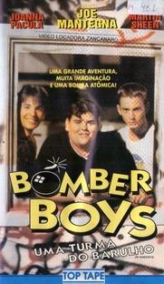 Bomber Boys - Uma Turma do Barulho - Poster / Capa / Cartaz - Oficial 1