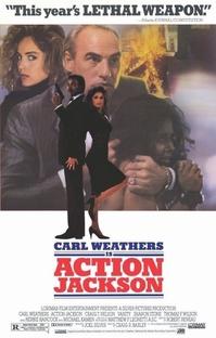 Action Jackson - Poster / Capa / Cartaz - Oficial 3