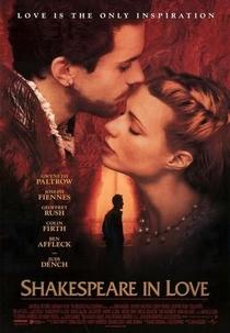 Shakespeare Apaixonado - Poster / Capa / Cartaz - Oficial 1