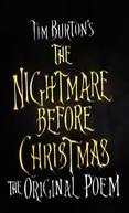 O Estranho Mundo de Jack - O Poema Original (The Nightmare Before Christmas - Tim Burton's Original Poem)