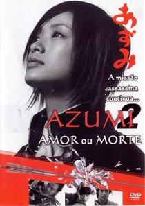 Azumi 2 - Poster / Capa / Cartaz - Oficial 5