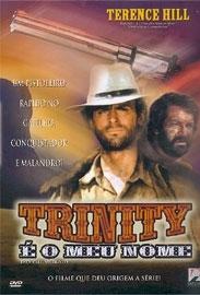 Trinity é o Meu Nome - Poster / Capa / Cartaz - Oficial 2