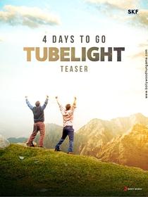 Tubelight - Poster / Capa / Cartaz - Oficial 3