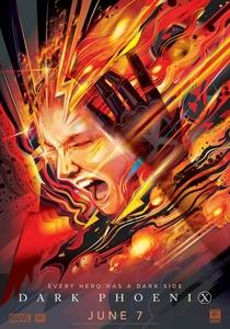 X-Men: Fênix Negra - Poster / Capa / Cartaz - Oficial 6