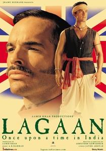 Lagaan: Era uma Vez na Índia - Poster / Capa / Cartaz - Oficial 9