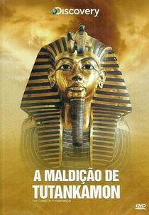A Maldição de Tutankamon - Poster / Capa / Cartaz - Oficial 1