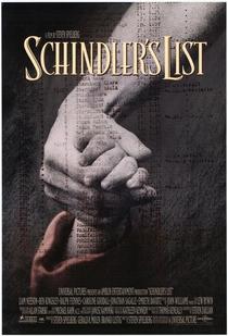 A Lista de Schindler - Poster / Capa / Cartaz - Oficial 1