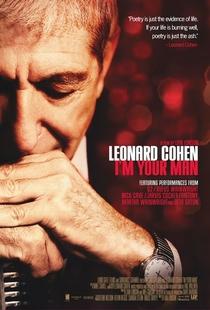 Leonard Cohen: I'm Your Man - Poster / Capa / Cartaz - Oficial 1