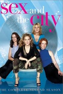 Sex and the City (2ª Temporada) - Poster / Capa / Cartaz - Oficial 2
