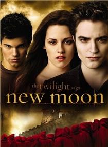 A Saga Crepúsculo: Lua Nova - Poster / Capa / Cartaz - Oficial 3